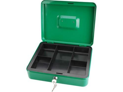 Trezory a schránky EXTOL schránka na peníze přenosná 99013