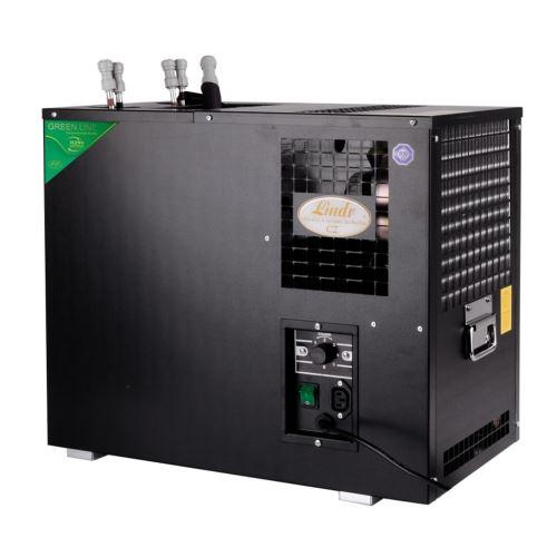 Vodní  podstolové výčepní zařízení Lindr AS-110 Green Line 2xchl.smyčka a rychlospojky