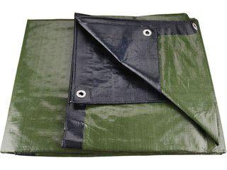 Zakrývací plachta EXTOL PREMIUM plachta 4x5m, 200g/m2 8878207