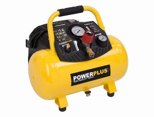 Kompresor bezolejový POWERPLUS POWX1723