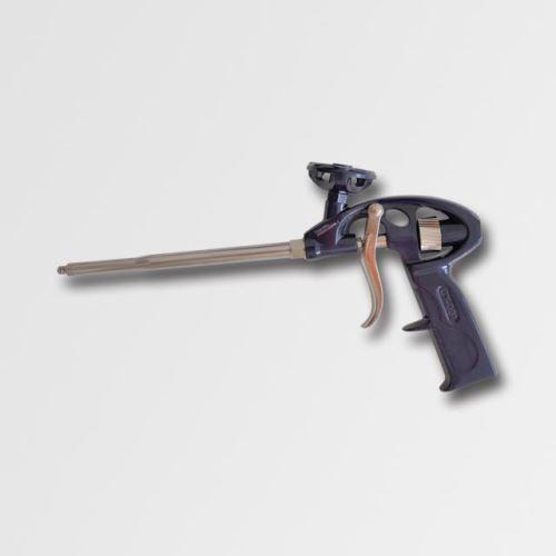 Vytlačovací pistole XTline Pistole celokovová na PU pěny teflon XT091