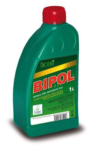Olej k mazání řetězů pil BIPOL BIPOL L1, na řetězy a vodíci lišty pil