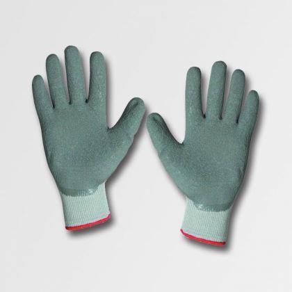 Pracovní rukavice XTline JA143210/08, Rukavice máčené v latexu DIPPER , velikost 8