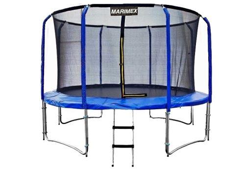 Trampolína Marimex 396 cm + vnitřní ochranná síť + žebřík ZDARMA - ROZBALENO 0127726R