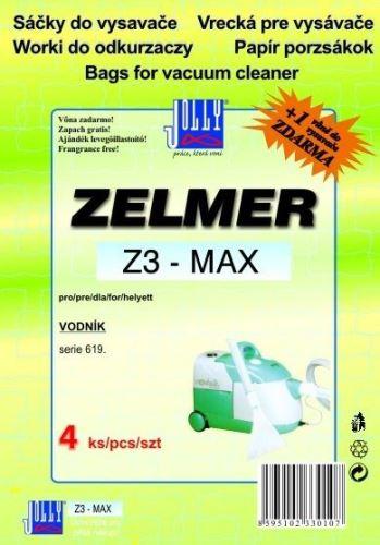 Příslušenství - sáček JOLLY Filtr do vysavače Z 3 pro ZELMER ( 5ks )