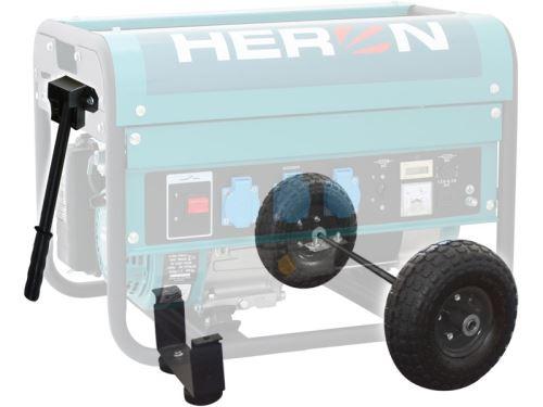 Náhradní díl HERON podvozková sada, pro 8896111, 8898116, 421028, CHS 25-30 8898104