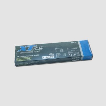 Elektrody XTline J506/25, elektrody bazické 2,5 (2,5kg)