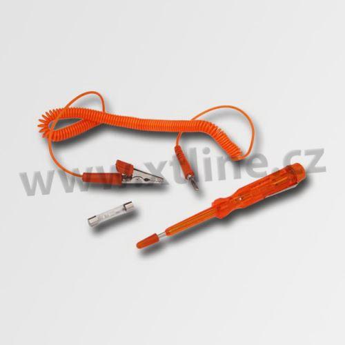 Zkoušečka napětí XTline PC5260, Zkoušečka napětí auto 6-12-24V