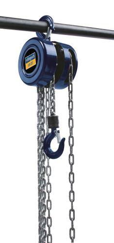 Řetězový kladkostroj SCHEPPACH CB 01