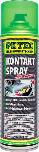 Autochemie PETEC Verbindungstechnik GmbH Přípravek pro čištění a ochranu elektronických zařízení - PETEC Kontakt spray