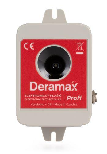 Odpuzovač - plašič DERAMAX Profi s adaptérem