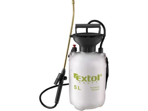 Postřikovač EXTOL postřikovač tlakový zahradní, 5l, 92602