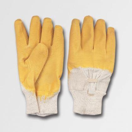 Pracovní rukavice XTline JA142210, Rukavice máčené v latexu Twite-Deta , velikost 10