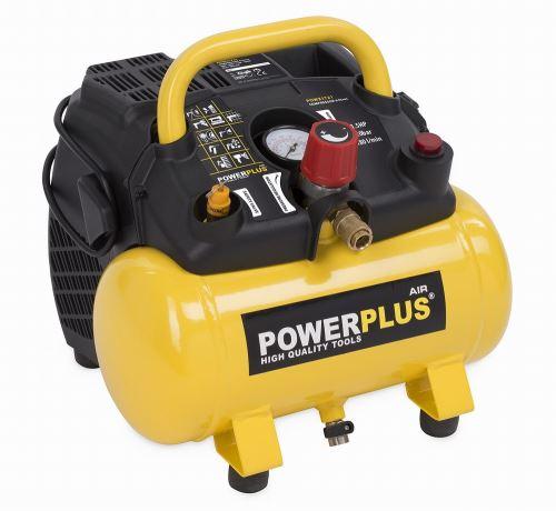 Kompresor bezolejový POWERPLUS POWX1721