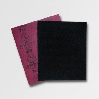 Příslušenství k vibrační brusce KLINGSPOR Smirkové plátno v archu 230x280mm P60, KL26121-2808.00