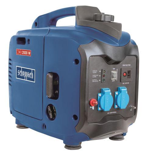 Elektrocentrála SCHEPPACH SG 2000