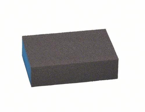 Brusná mřížka/houba BOSCH Brusná houba Best for Flat and Edge; 68 x 97 x 27 mm, super jemná,