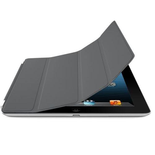 Příslušenství pro tablet APPLE Pouzdro na tablet Smart Cover pro iPad - Polyurethane - Dark Grey