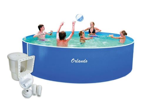 Bazén MARIMEX Orlando 3,66x0,91m a skimmer Olympic (bez hadic a schůdků) 10340197