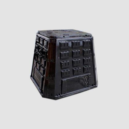 Kompostér XTline P90650 černý 400L