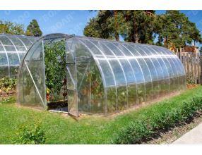 Ruský skleník Volya LLC 2Dum - 18m2