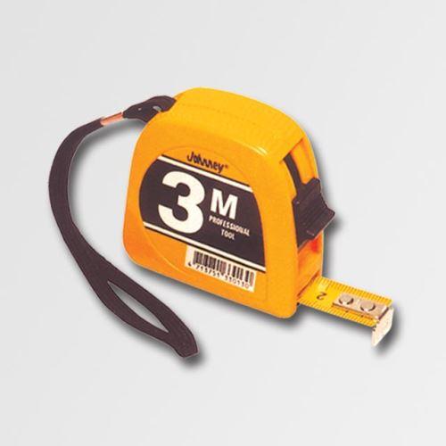 Svinovací metr JOHNNEY KDS 5013-5m svin.JOHNNEY, žlutý M11005J