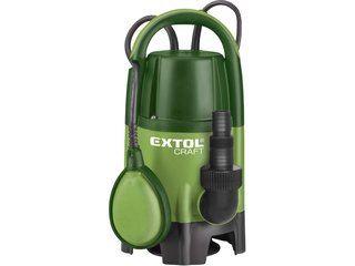 Ponorné čerpadlo EXTOL 400W 414121