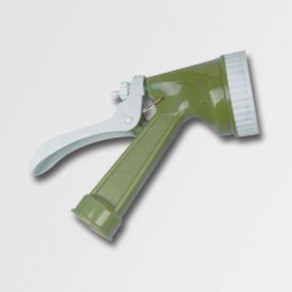 Zavlažovací pistole XTline SB6014, postřikovač pistolový, plastový, 4 funkce