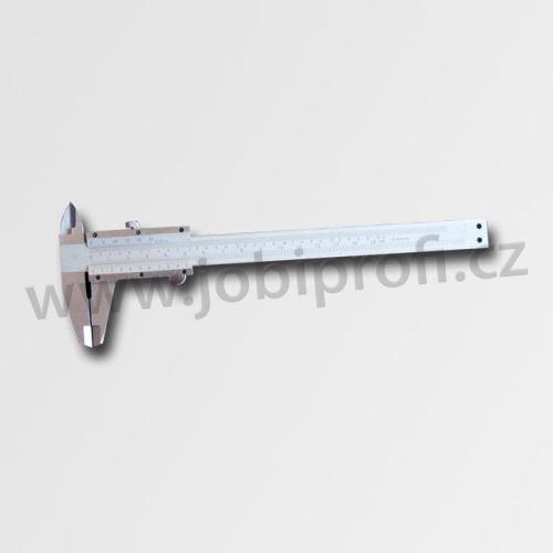 Posuvné měřítko XTline P13425, INOX 150mm šroub odchylka 0,02mm