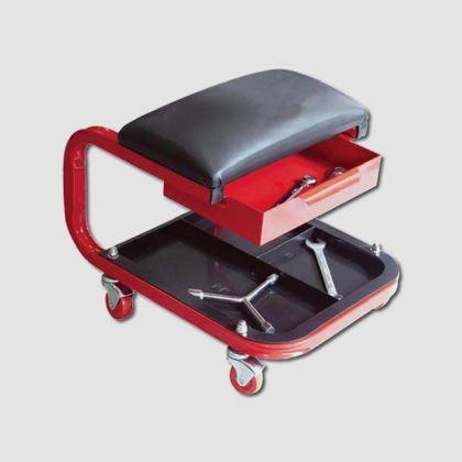 Pojízdný sedák XTline PTR6301, Sedák pojízdný