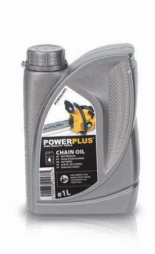 Olej k mazání řetězů pil POWERPLUS POWOIL003 - Olej na mazání řetězů