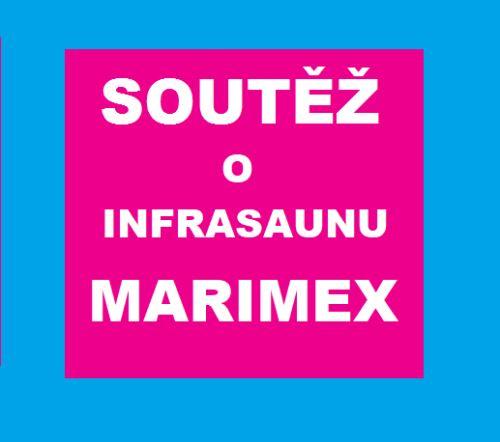 MARIMEX SOUTĚŽ o infrasaunu za 23990 Kč