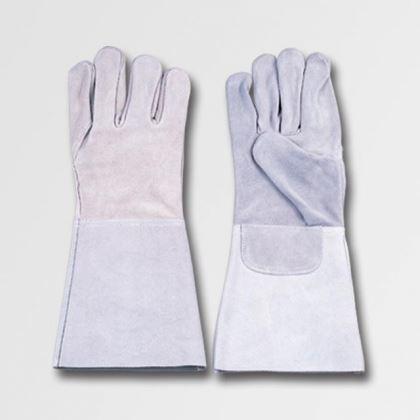 Pracovní rukavice XTline JA116017-11, Rukavice svářečské Merlin-Syro , velikost 10,5