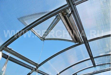 Ventilační okno Volya LLC Přídavné větrací okno pro skleník 2DUM