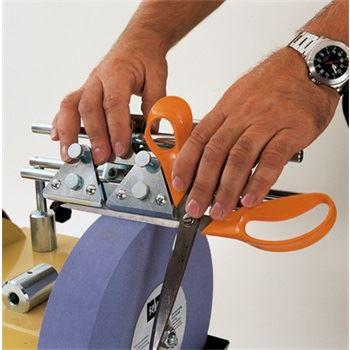 Příslušenství k dvoukotoučové brusce SCHEPPACH jig 160 nůžky, 89490710