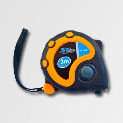 Svinovací metr XTline P13012 2metr svin. š.16mm plast.guma