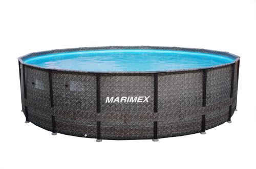 Bazén MARIMEX Florida 3,66 x 0,99 m bez příslušenství RATAN, 10340213