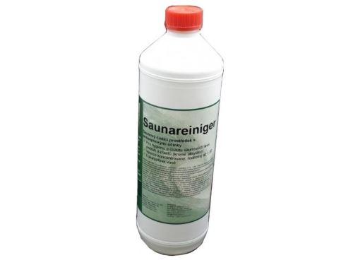 Příslušenství k infrasauně MARIMEX Saunareiniger - přípravek k čištění saun - 1l (11105740)