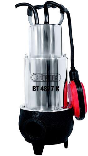 Ponorné čerpadlo ELPUMPS BT 4877 K INOX s řeznými noži