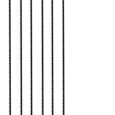 Pilové plátky SCHEPPACH Pilový plátek na dřevo a plasty 7 zubů 1 set (6 ks) k SD 1600 V, SD 16, SD 1600, DECO-XL a Deco-flex,88000012