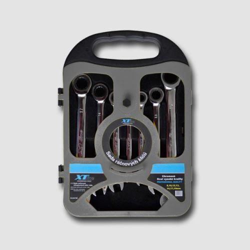 Sada klíčů XTline Sada ráčnových klíčů 8-19 KL344700