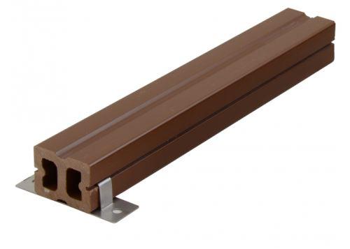 WPC G21 Nosník terasových prken G21 4*3*300cm mat. WPC